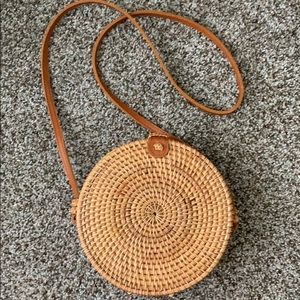 Handbags - Circle Crossbody Bag